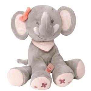 NATTOU CUDDLY ADELE ELEPHANT