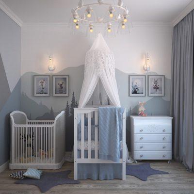 Nursery Decor and Furniture Selection
